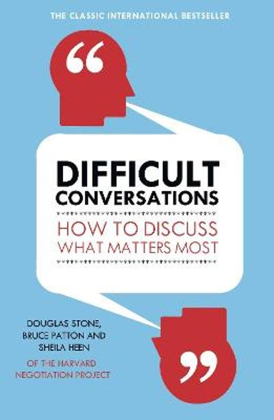 Difficult Conversations - Bruce Patton