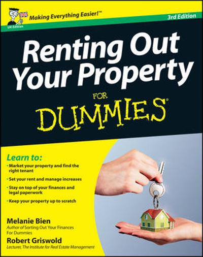 Renting Out Your Property For Dummies - Melanie Bien