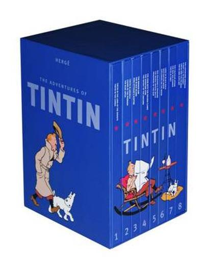 The Tintin Collection - Herge