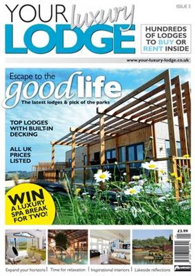 Your Luxury Lodge - David Brown