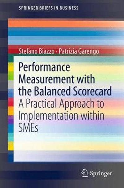 Performance Measurement with the Balanced Scorecard - Stefano Biazzo