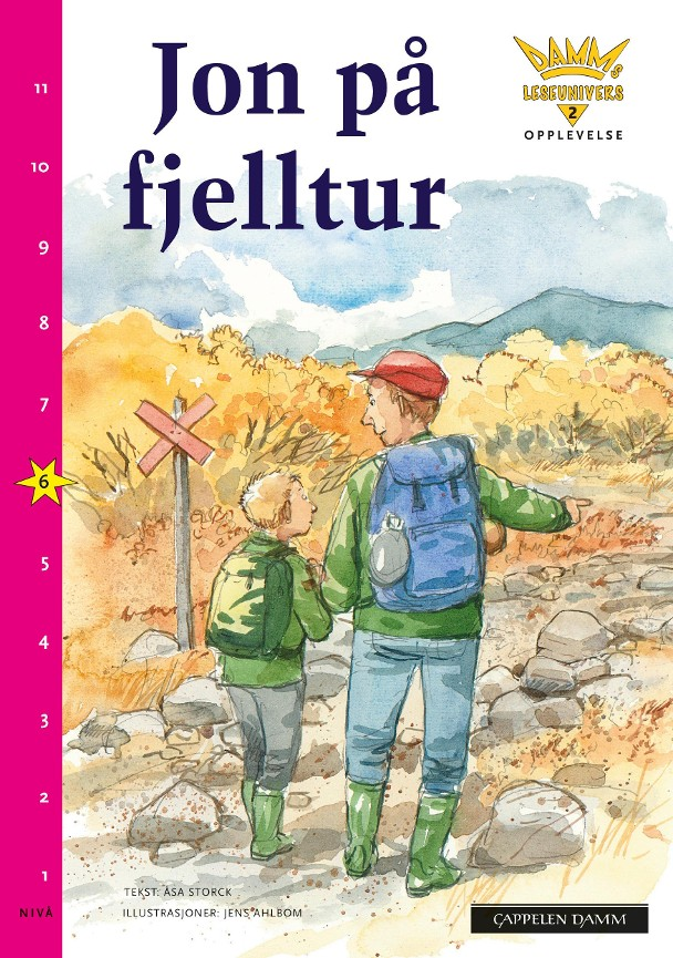 ffdbb41a2 Jon på fjelltur - Åsa Storck - Paperback (9788202376727) » Bokklubben