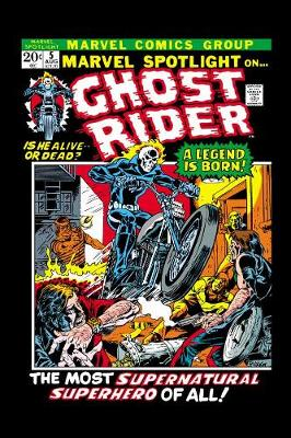 Ghost Rider: Official Index To The Marvel Universe - Marvel Comics