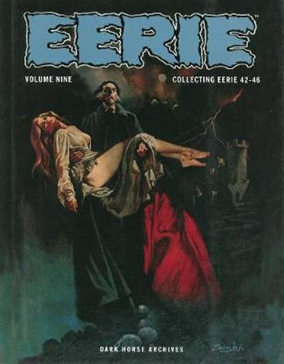 Eerie Archives Volume 9 - Archie Goodwin