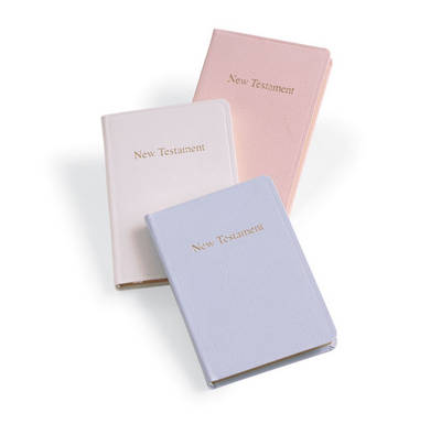 NIV Tiny Testament Bible Pink Case of 120 - Zondervan Publishing
