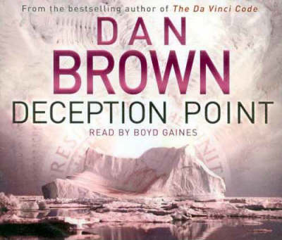 Deception Point (Audio) - Dan Brown