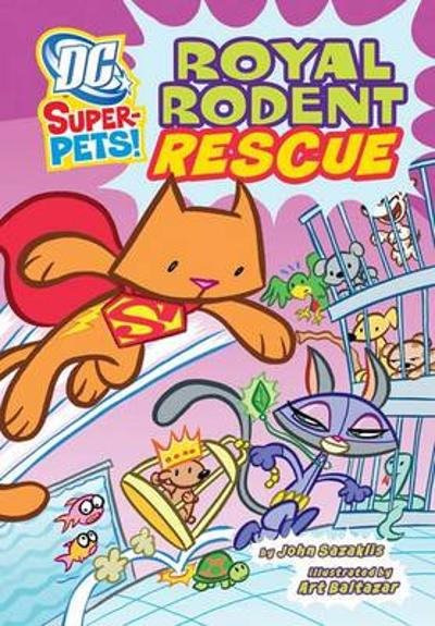 DC Super-Pets Pack A of 6 - Sarah Stephens