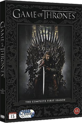 DVD Game of Thrones - Sesong 1 -