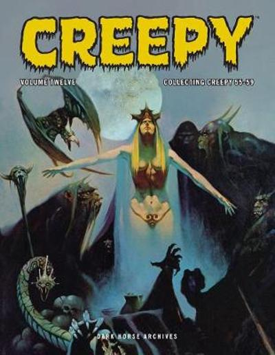Creepy Archives Volume 12 - Various