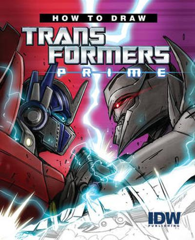 Transformers How To Draw Transformers - Nick Roche