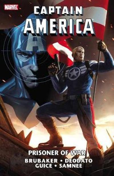 Captain America: Prisoner Of War - Ed Brubaker