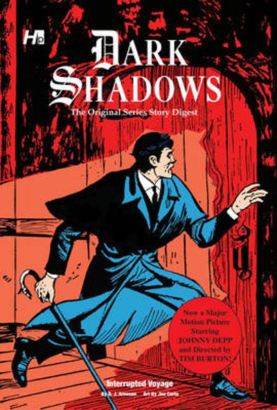 Dark Shadows: The Original Series Story Digest - D. J. Arneson