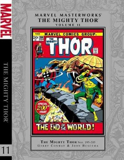 Marvel Masterworks: The Mighty Thor Vol. 11 - Stan Lee
