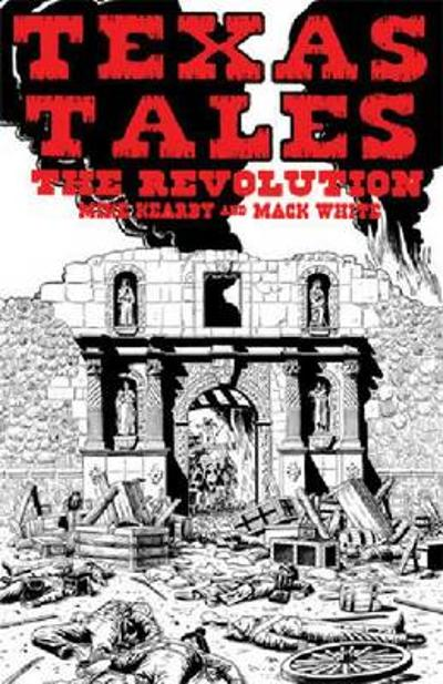 Texas Tales Illustrated--1A - Mike Kearby
