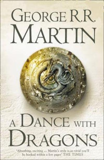 A dance with dragons - George R.R. Martin