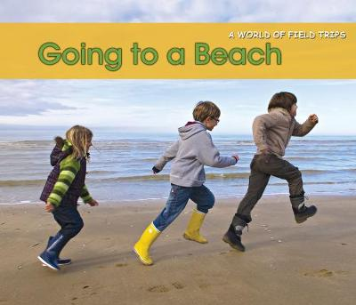 Going to a Beach - Rebecca Rissman