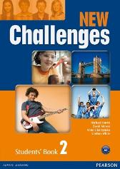 New Challenges 2 Students' Book - Michael Harris David Mower Anna Sikorzynska Lindsay White