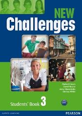 New Challenges 3 Students' Book - Michael Harris David Mower Anna Sikorzynska Lindsay White
