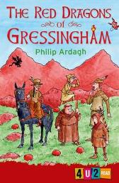The Red Dragons Of Gressingham - Philip Ardagh Mike Phillips