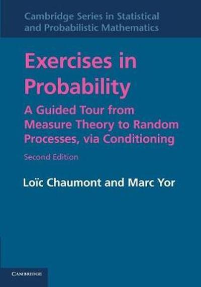 Exercises in Probability - Loic Chaumont