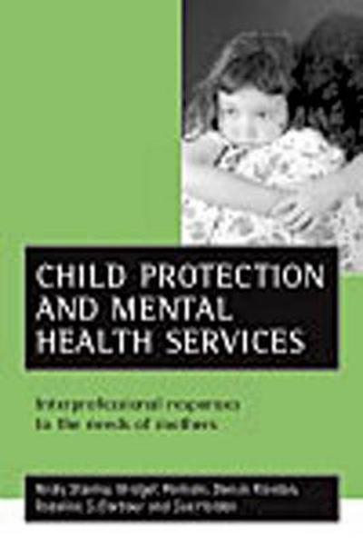 Child protection and mental health services - Nicky Stanley