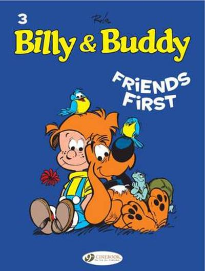 Billy & Buddy Vol.3: Friends First - Jean Roba