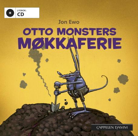 Otto Monsters møkkaferie - Jon Ewo