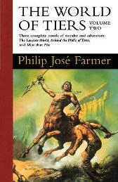 The World of Tiers - Philip Jose Farmer