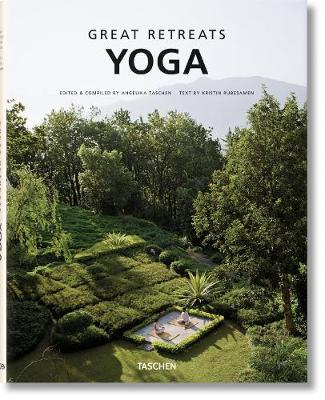 Great Yoga Retreats - Angelika Taschen