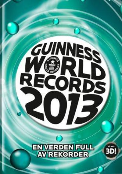 Guinness world records 2013 - Tore Sand