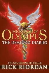 The demigod diaries - Rick Riordan