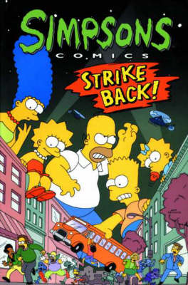 Simpsons Comics Strike Back - Mary Trainor
