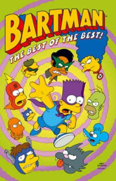 Simpsons Comics Featuring Bartman - Matt Groening