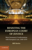 Resisting the European Court of Justice - Davies