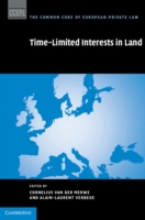 Time Limited Interests in Land - Van Der Merwe/Verbeke