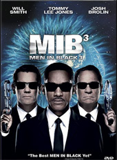 DVD Men In Black III -