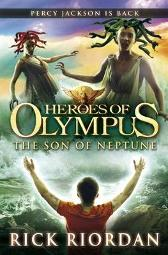 The son of Neptune - Rick Riordan