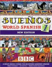 SUENOS WORLD SPANISH 1 COURSEBOOK NEW EDITION - Luz Kettle Maria Elena Placencia Mike Gonzalez