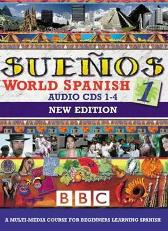 SUENOS WORLD SPANISH 1 CDS 1-4 NEW EDITION - Various Luz Kettle Maria Elena Placencia Mike Gonzalez