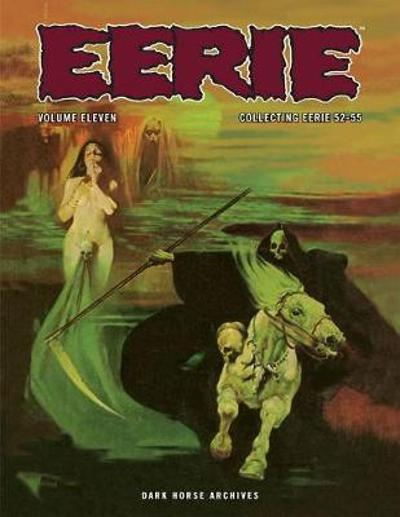 Eerie Archives Volume 11 - Rich Margopoulos