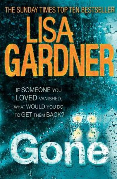 Gone (FBI Profiler 5) - Lisa Gardner
