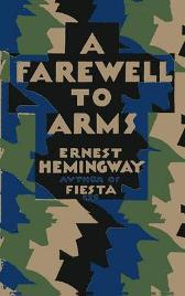 A Farewell to Arms, Jonathan Cape Edition - Ernest Hemingway Sam Sloan