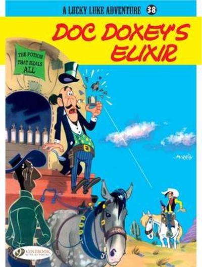 A Lucky Luke Adventure - Morris