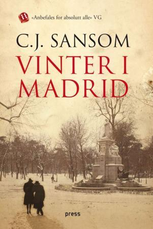 Vinter i Madrid - C.J. Sansom