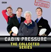 Cabin Pressure: The Collected Series 1-3 - John Finnemore Benedict Cumberbatch Full Cast John Finnemore Roger Allam Stephanie Cole