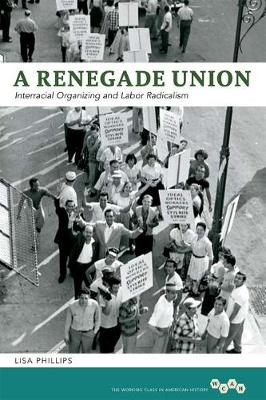 A Renegade Union - Lisa Phillips