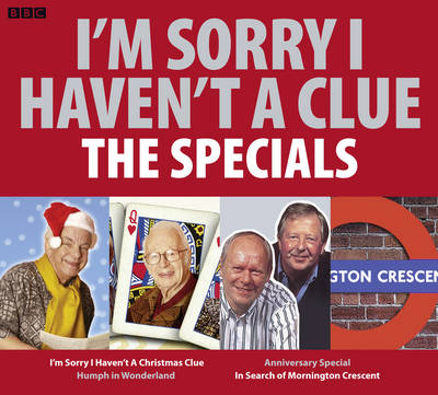 I'm Sorry I Haven't A Clue: The Specials - BBC