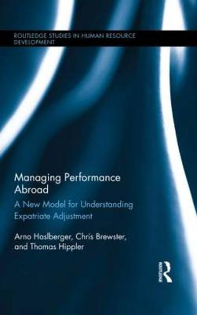 Managing Performance Abroad - Arno Haslberger