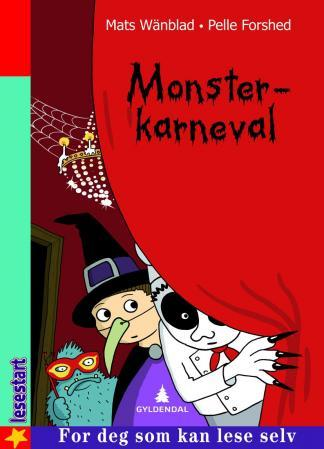 Monsterkarneval - Mats Wänblad