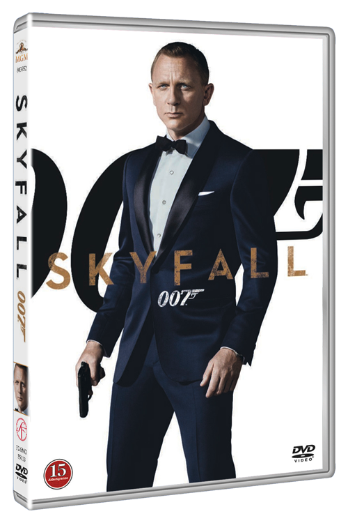 DVD James Bond: Skyfall - Sam Mendes